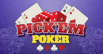 Play Pick\'em Poker